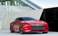 2017 Vision Mercedes Maybach 6 K