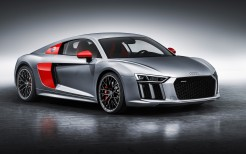 2018 Audi R8 Coupe Sport Edition 4K