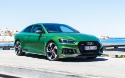 2018 Audi RS 5 Coupe 4K