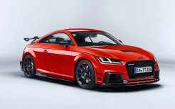 2018 Audi TT RS Coupe 2