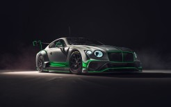 2018 Bentley Continental GT3 4K