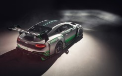 2018 Bentley Continental GT3 4K 2