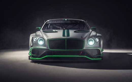 2018 Bentley Continental GT3 4K 3