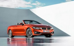2018 BMW 4 Series Luxury Convertible 4K