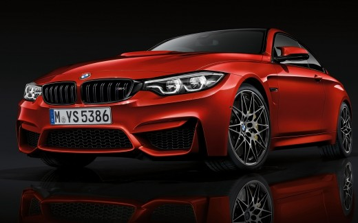 2018 BMW 4 Series M4 Coupe