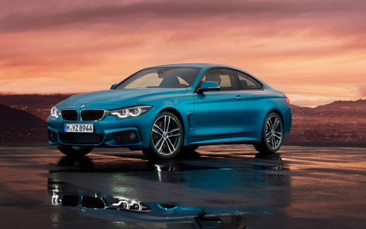 2018 BMW 4 Series M Sport Coupe 4K