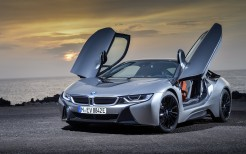 2018 BMW i8 Coupe 4K
