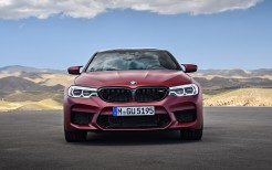 2018 BMW M5 First Edition 4K