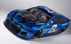2018 Chevrolet Camaro ZL1 Nascar Race Car 4K