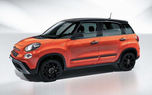 2018 Fiat 500L City Cross