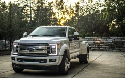 2018 Ford F 450 Limited Super Duty 4K
