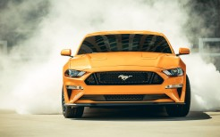 2018 Ford Mustang GT Fastback Sports Car 4K 2