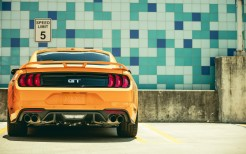 2018 Ford Mustang GT Fastback Sports Car 4K 3