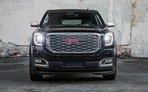 2018 GMC Yukon Denali Ultimate Black