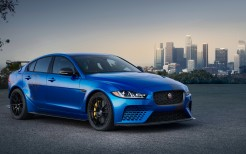 2018 Jaguar XE SV Project 8 2