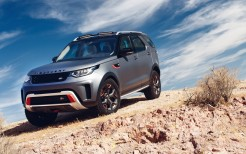 2018 Land Rover Discovery SVX 2