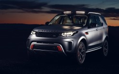 2018 Land Rover Discovery SVX 4K