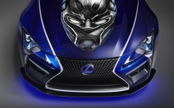 2018 Lexus LC Black Panther Special Edition 2