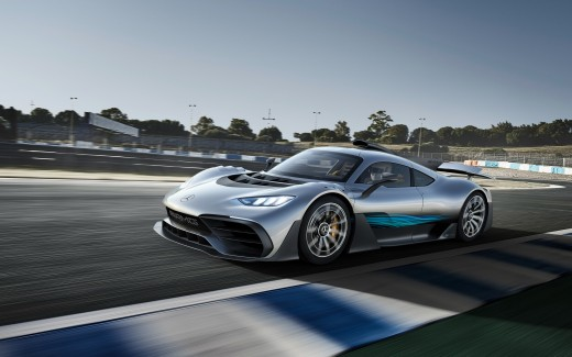 2018 Mercedes AMG Project One 4K 4