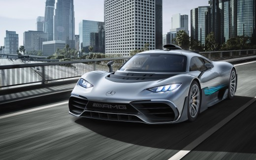 2018 Mercedes AMG Project One 4K 6