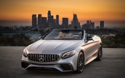 2018 Mercedes AMG S63 4MATIC Cabriolet 4K