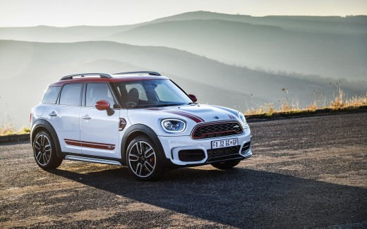 2018 Mini John Cooper Works Countryman 4K