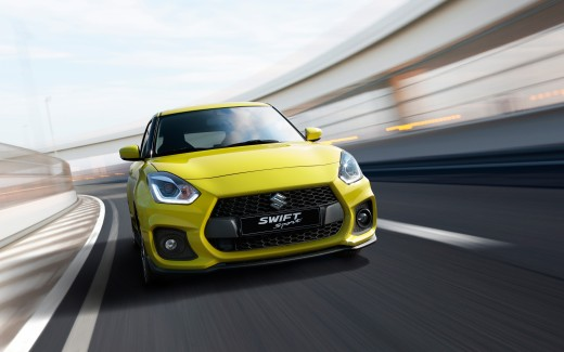 2018 Suzuki Swift Sport 4K