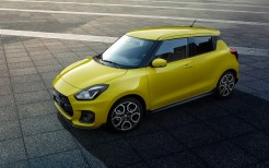 2018 Suzuki Swift Sport 4K 2