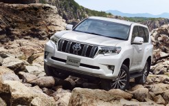 2018 Toyota Land Cruiser Luxury SUV 4K