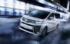 2018 Toyota Vellfire Executive Lounge Z 4K