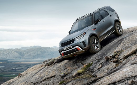 2019 Land Rover Discovery SVX 2