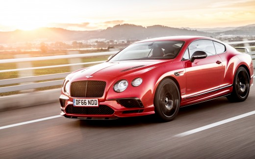 Bentley Continental Supersports 4