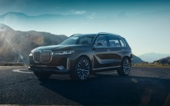 BMW Concept X7 iPerformance 4K