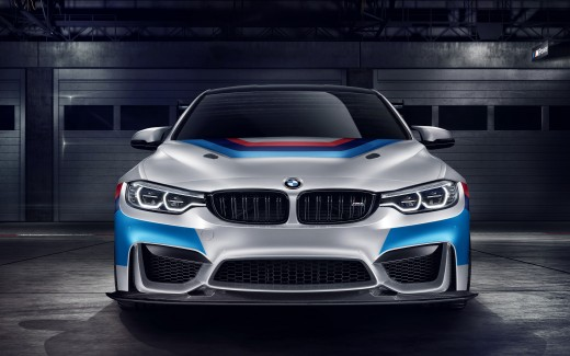 BMW M4 GT4 Competition Package 4K