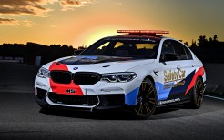 BMW M5 MotoGP Safety Car 2018 4K 2