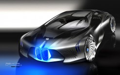 BMW Vision Next 100 Concept Design