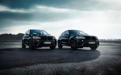 BMW X5 and X6 M Edition Black Fire 2017