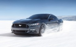 Ford Mustang 2018 4K