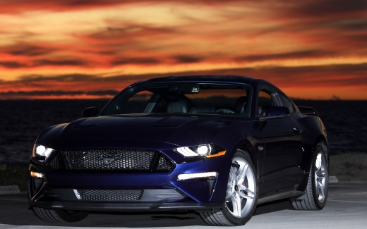 2017 Ford Mustang Android Auto