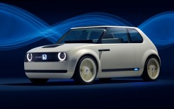 Honda Urban EV Concept 2017 International Motor Show 4K