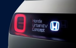 Honda Urban EV Concept 2017 International Motor Show 4K 2