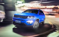 Jeep Compass Longitude 4K 2017