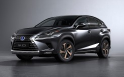 Lexus NX Luxury Crossover 2017