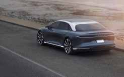 Lucid Air Prototype 3