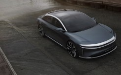 Lucid Air Prototype 4K 2