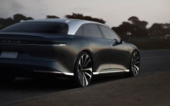 Lucid Air Prototype 7