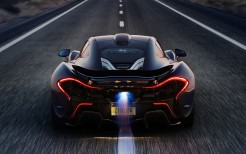 McLaren P1 Development Race track
