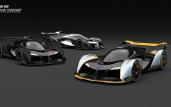 McLaren Ultimate Vision GT for PS4 Gran Turismo Sport (5)