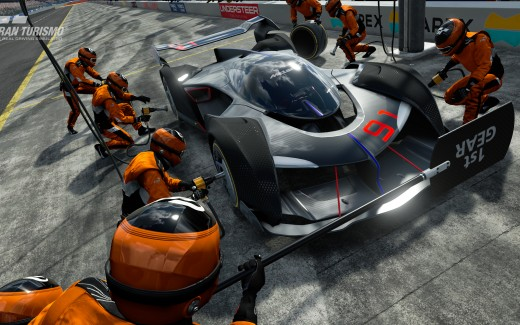 McLaren Ultimate Vision GT for PS4 Gran Turismo Sport (6)