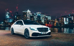 Mercedes AMG S 63 4MATIC 2017 4K 2